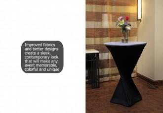 Table Sleeves Improved Fabrics